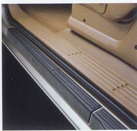 Door Sill Plates, Front - GM (12496084)