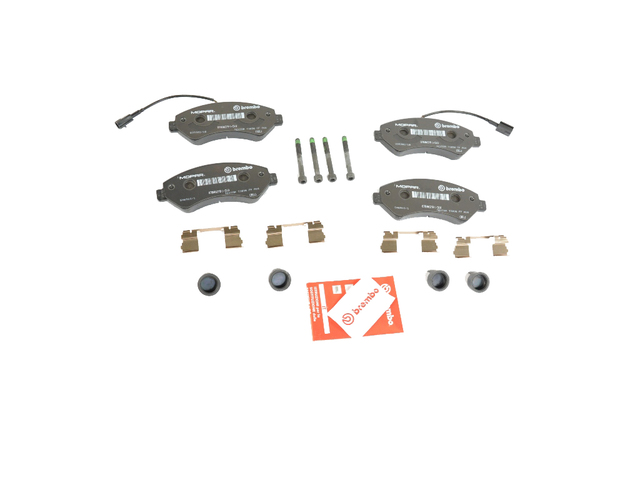 Front Disc Brake Pad Kit - Mopar (68230105AC)