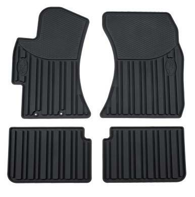 Floor Mats, All Weather - Subaru (J501SSG200)