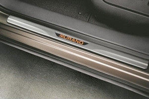 Door Sill Kick Plates, Illuminated - Nissan (G6950-1AA00)