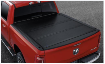 Hard Folding Tonneau Cover Rambox 5 7 Bed For 2019 2020 Ram 1500 Dt 5th Gen Bam Wholesale Parts