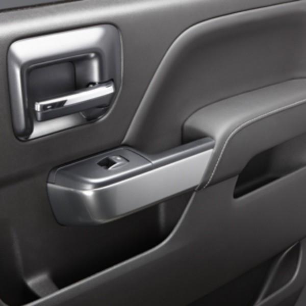 2019 Chevrolet Silverado 1500 Ld Double Cab Interior: OEM GM PLATE GMPartsCenter.net