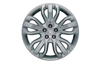 "Alloy Wheel - 21"" 5 Split-Spoke, 'Style 5007' - Land-Rover (LR044850)"