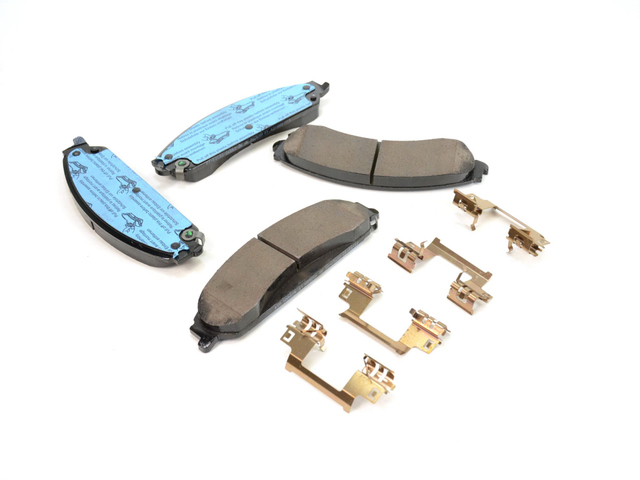 Front Disc Brake Pad Kit - Mopar (5142558AC)