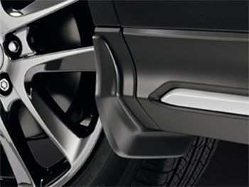Splash Guards - Front And Rear