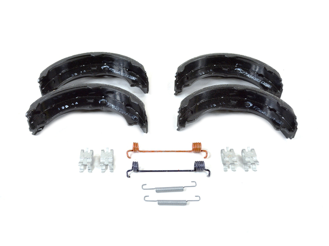 Park Brake Shoes, Left, Right