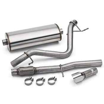 2014+ Silverado 1500 With 6.2L V-8 Performance Exhaust Kit (Swb)