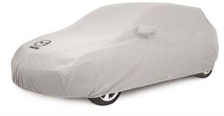 Vehicle Cover - Mazda (0000-8J-L02)