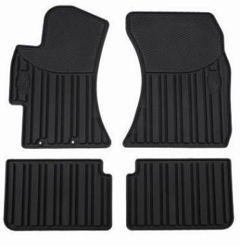 ALL-WEATHER FLOOR MAT [ SET OF FOUR ]