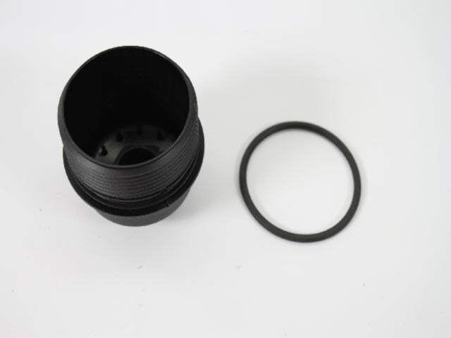 CAP-OIL FILTER HOUSING