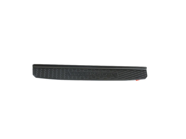 Door Sill Guards, Black Plastic - Mopar (82215393)