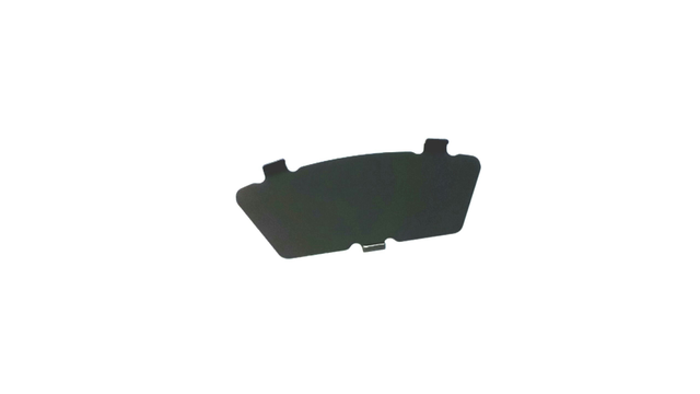 Disc Brake Pad Shim, Rear Inner, Rear Outer, Left Inner, Left Outer, Right Inner, Right Outer