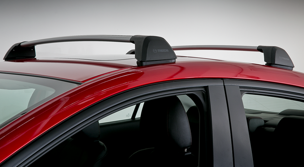 Roof Rack, Removable - Mazda (0000-8L-L20)