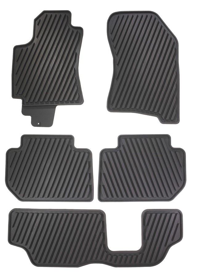 Floor Mats, All Weather - Subaru (J501SXA300)