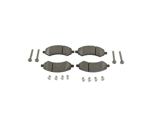 Front Disc Brake Pad Kit - Mopar (68334862AB)