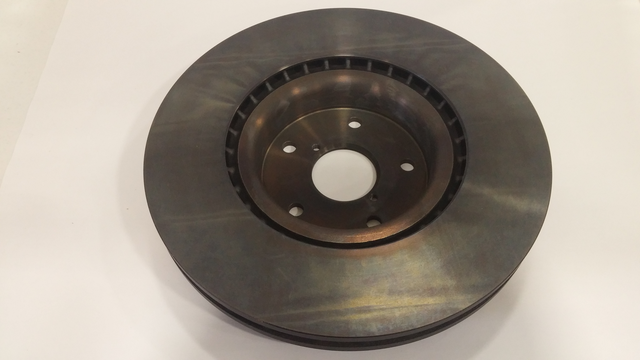 ROTOR, FRONT - EITHER SIDE / SOLD INDIVUALLY - Subaru (26300FE070)