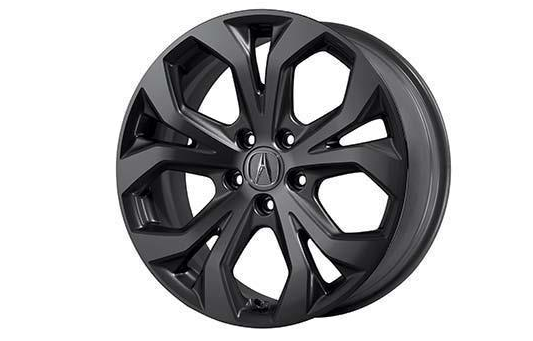 "Genuine-Acura-2017-RDX-18""-BLACK-FINISH-Alloy-Wheels - Acura (08w18tx4200b)"