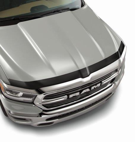 Front Air Deflector - Matte Black - Mopar (82215476)