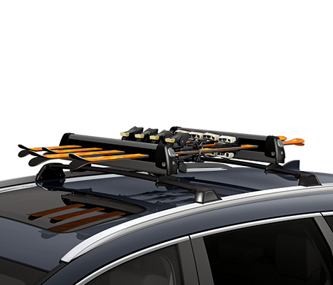 Roof Ski Attachment