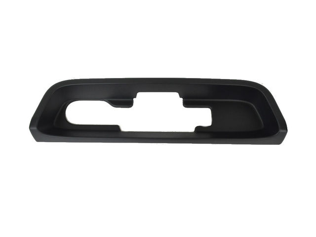 Tow Hitch Receiver, Non-Trailhawk, Bezel - Mopar (82214562)