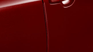 Door Edge Guards, Ruby Flare Pearl