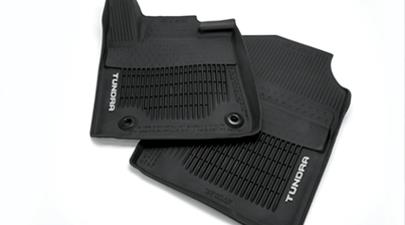 All-Weather Floor Liners B-Cab - Toyota (PT908-34160-02)