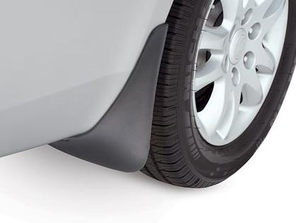 Splash Guards, Rear Set (Swb Models Only)