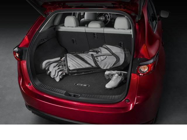 "Cargo Mat,"" Carpet"" 2017-2019 CX-5 ( Plenty In stock  ) - Mazda (0000-8B-R24)"
