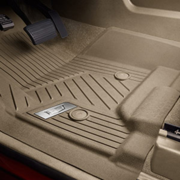 Floor Liners, All-Weather, Front