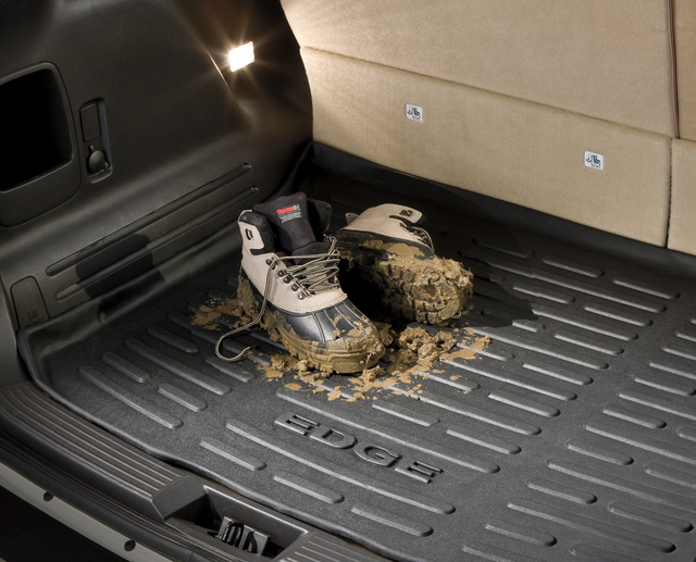 Cargo Area Protector - Ford (7T4Z-6111600-AA)