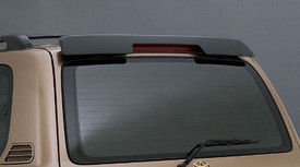 Wind Deflector, Rear