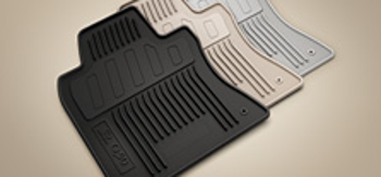 Floor Mats, Carpeted (G-Graphite Interior)