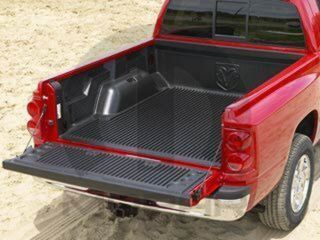 Bed Liner - Under-The-Rail - 180+ Bedliners - Mopar (BEDL1800AB)