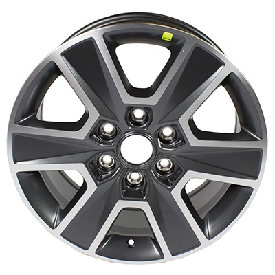 Wheel, Alloy - Ford (FL3Z-1007-C)