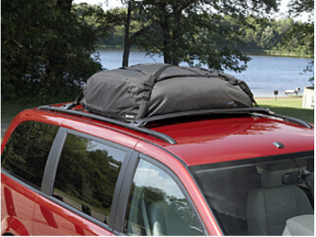 Roof Cargo Carrier - Soft Side - Thule