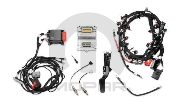 crate hemi engine kits