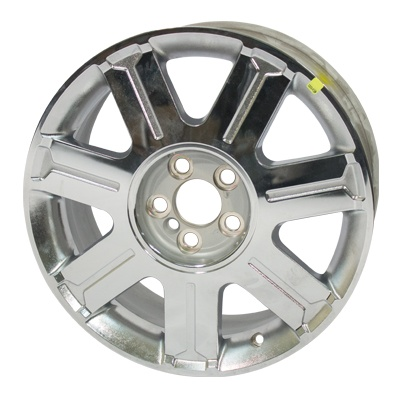 Wheel, Alloy - Ford (4W6Z-1007-AA)