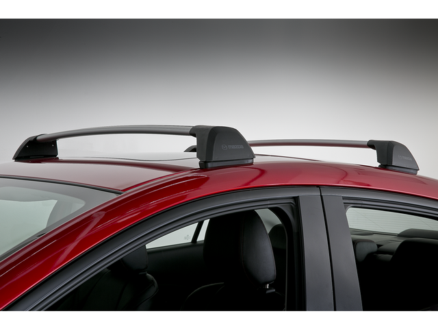 2014-2018 Mazda Mazda3 Removable Roof Rack Genuine OEM - Mazda (0000-8L-L20)