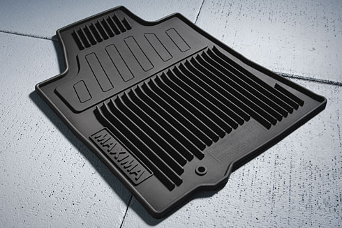 Floor Mats, All Season - Nissan (999E1-MV000BK)