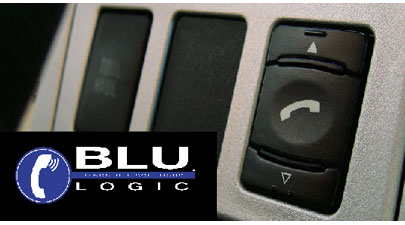 how to connect blu logic pt923