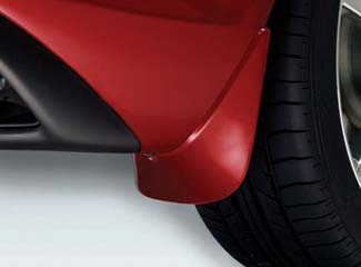 Splash Guards, Rear
