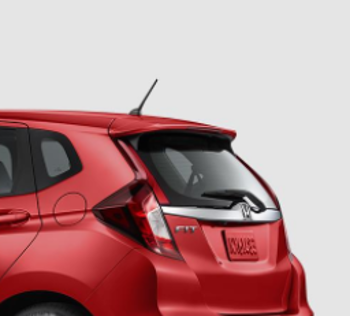 Tailgate Spoiler - Milano Red - Honda (08F02-T5A-150)