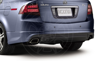 Spoiler, Rear Under-Body - Acura (08F03-SEP-2H1)