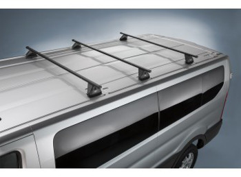 Roof Cross Bars, 3 Bar Kit