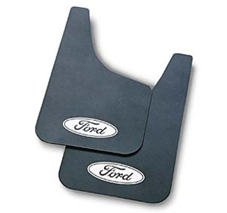 Splash Guards, Rear - Ford (7L1Z-16A550-A)