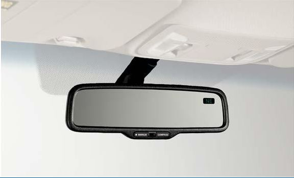 Auto Day/Night Mirror Attachment - Acura (08V03-TX6-200)
