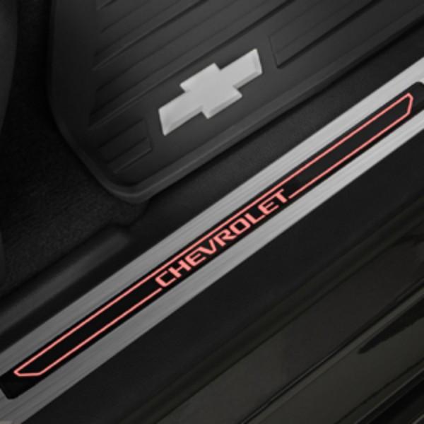 2017-2020 Bolt EV Genuine GM Door Sill Plates Non-Illuminated 42505938