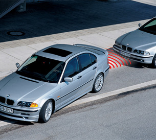 Rear Park Distance Control Kit - E46 Sedan