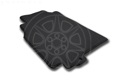 Floor Mats, Standard Carpet (AT) - Infiniti (G4900-JL65L)