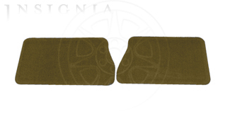 Floor Mats, Carpet, Rear - GM (19206526)
